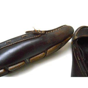 🇫🇷 JACADI leather loafers size 27
